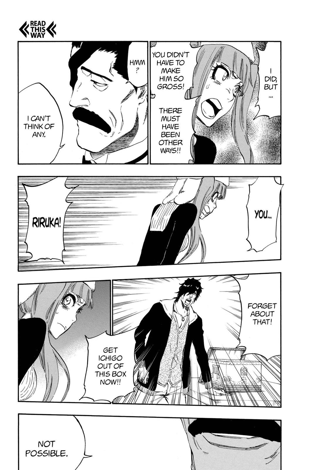 Bleach, Chapter 436 image 006