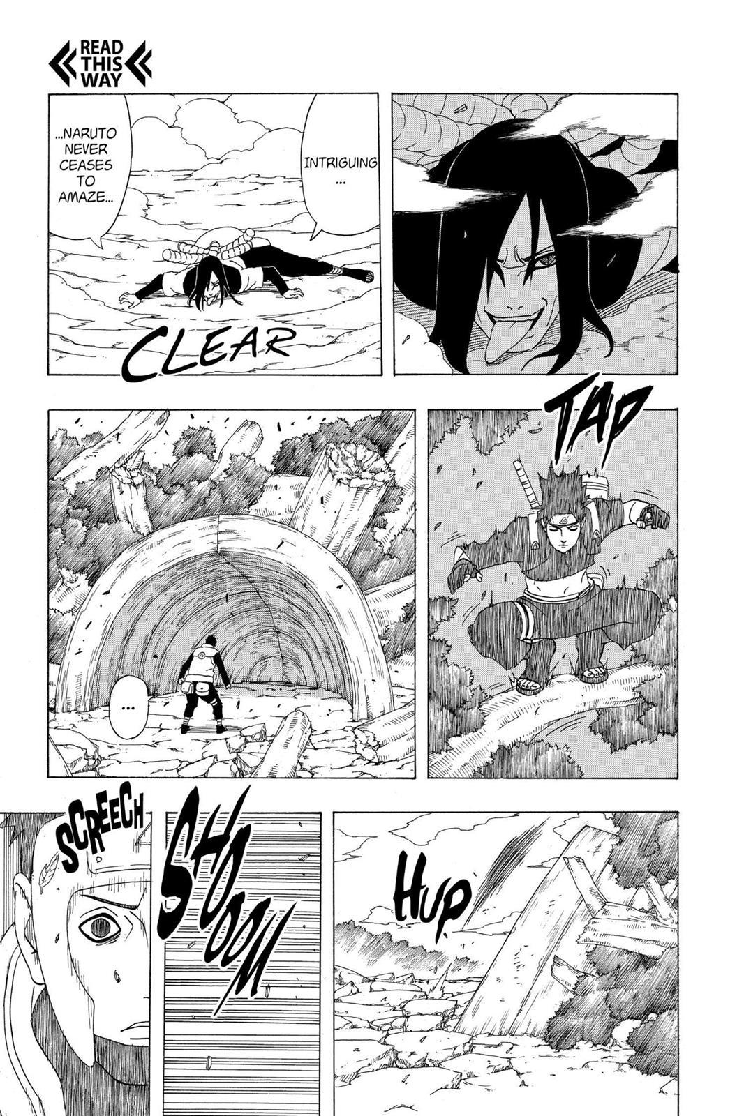 Naruto, Chapter 293 image 015