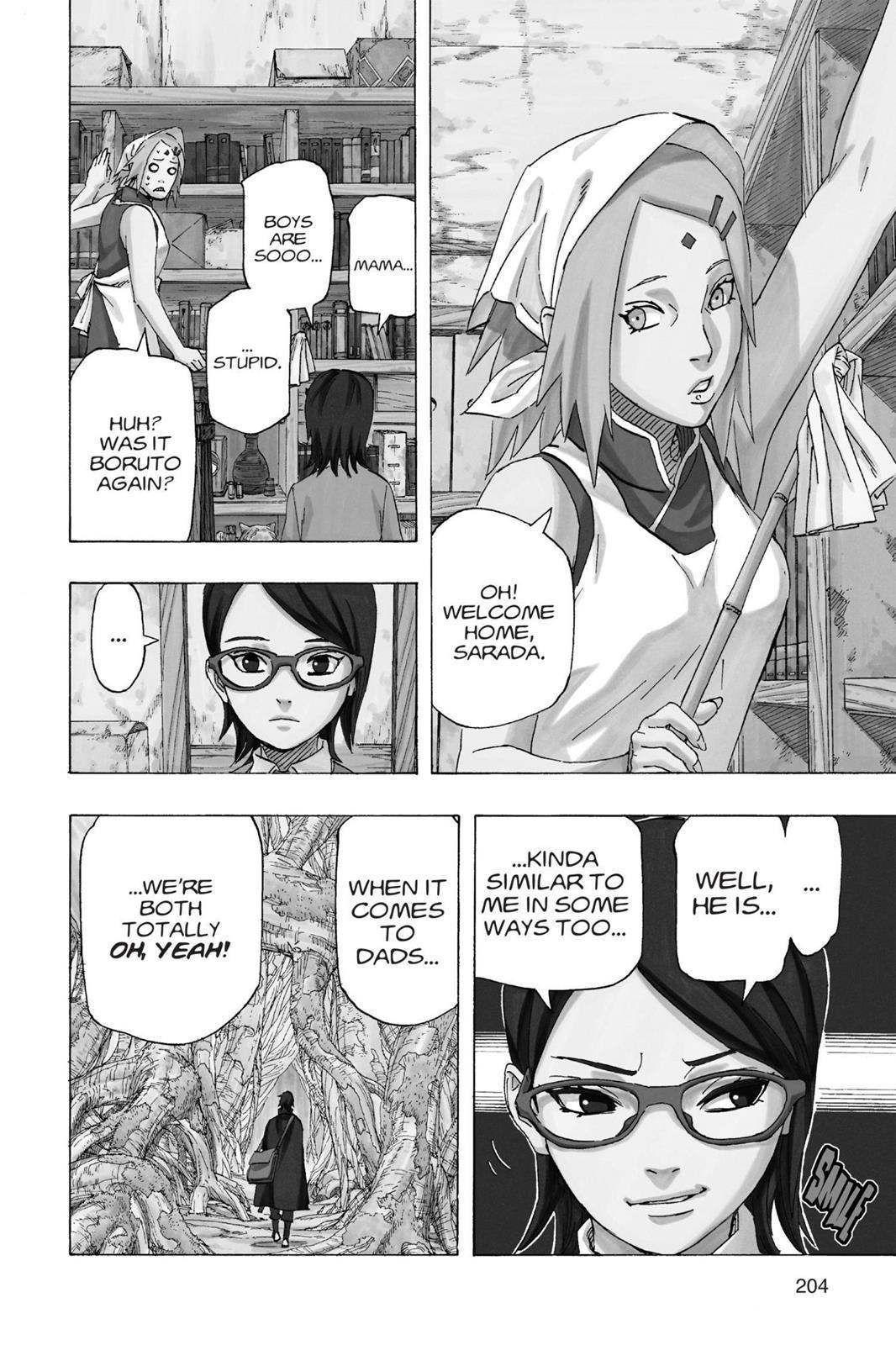Naruto, Chapter 700 image 018