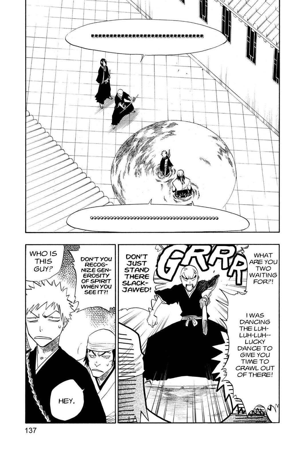 Bleach, Chapter 86 image 009