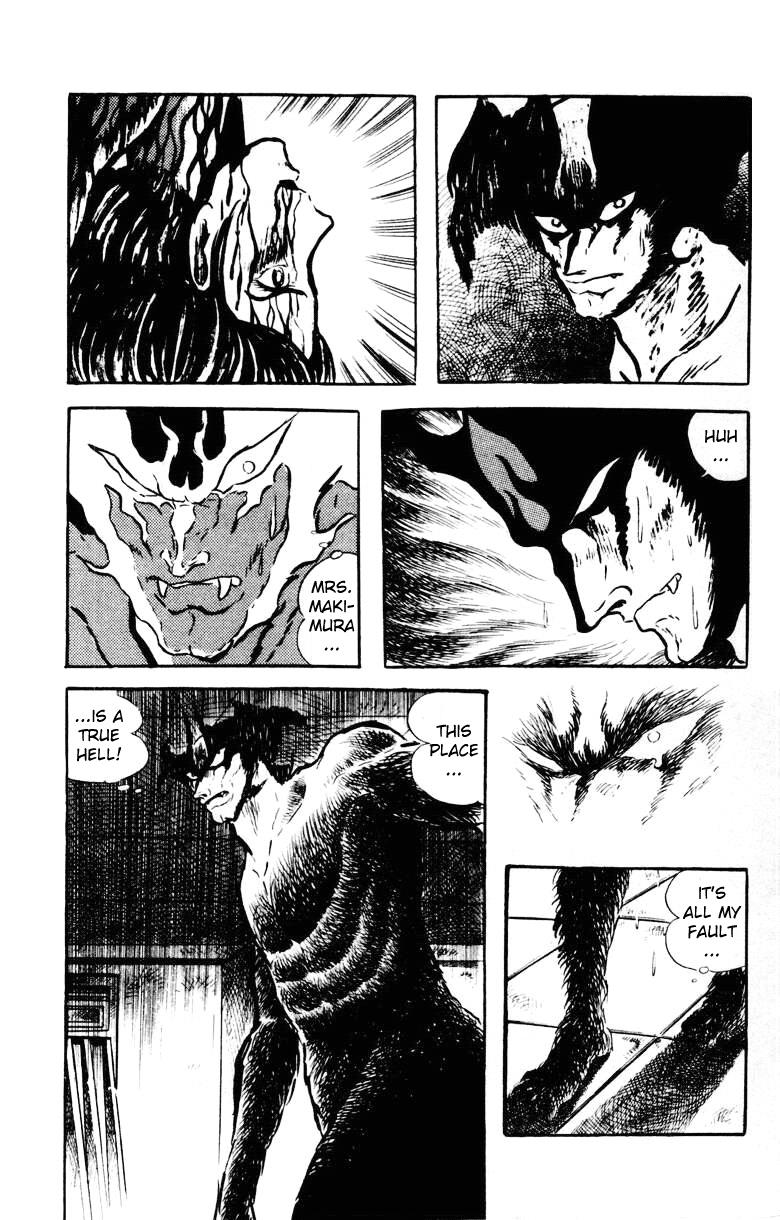 Devilman, Chapter 5 image 119
