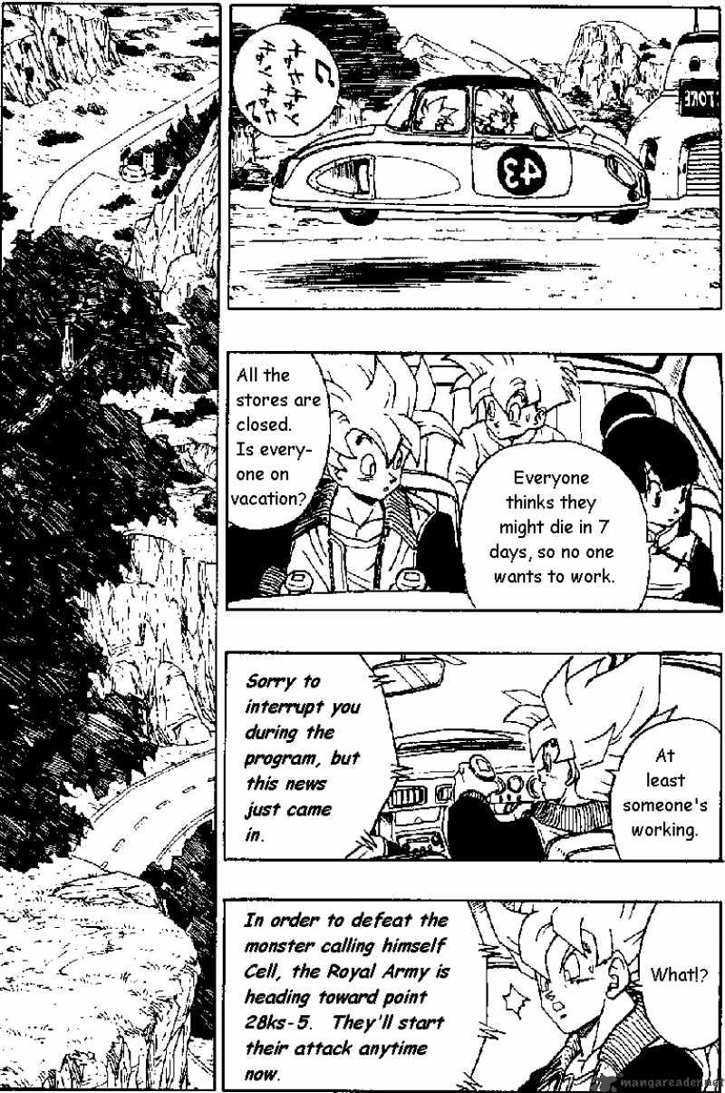 Dragon Ball, Chapter 392 image 003