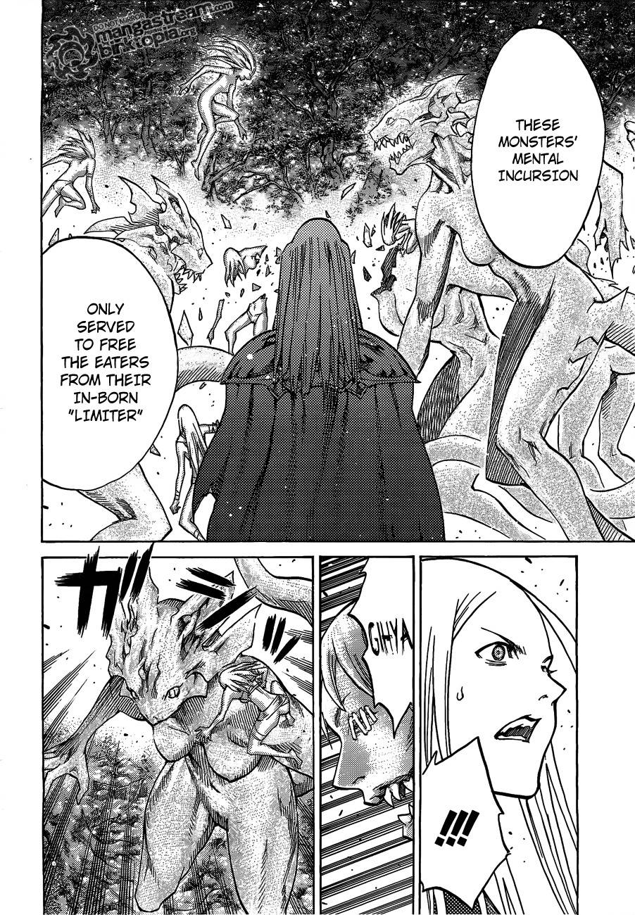 Claymore, Chapter 102 image 012