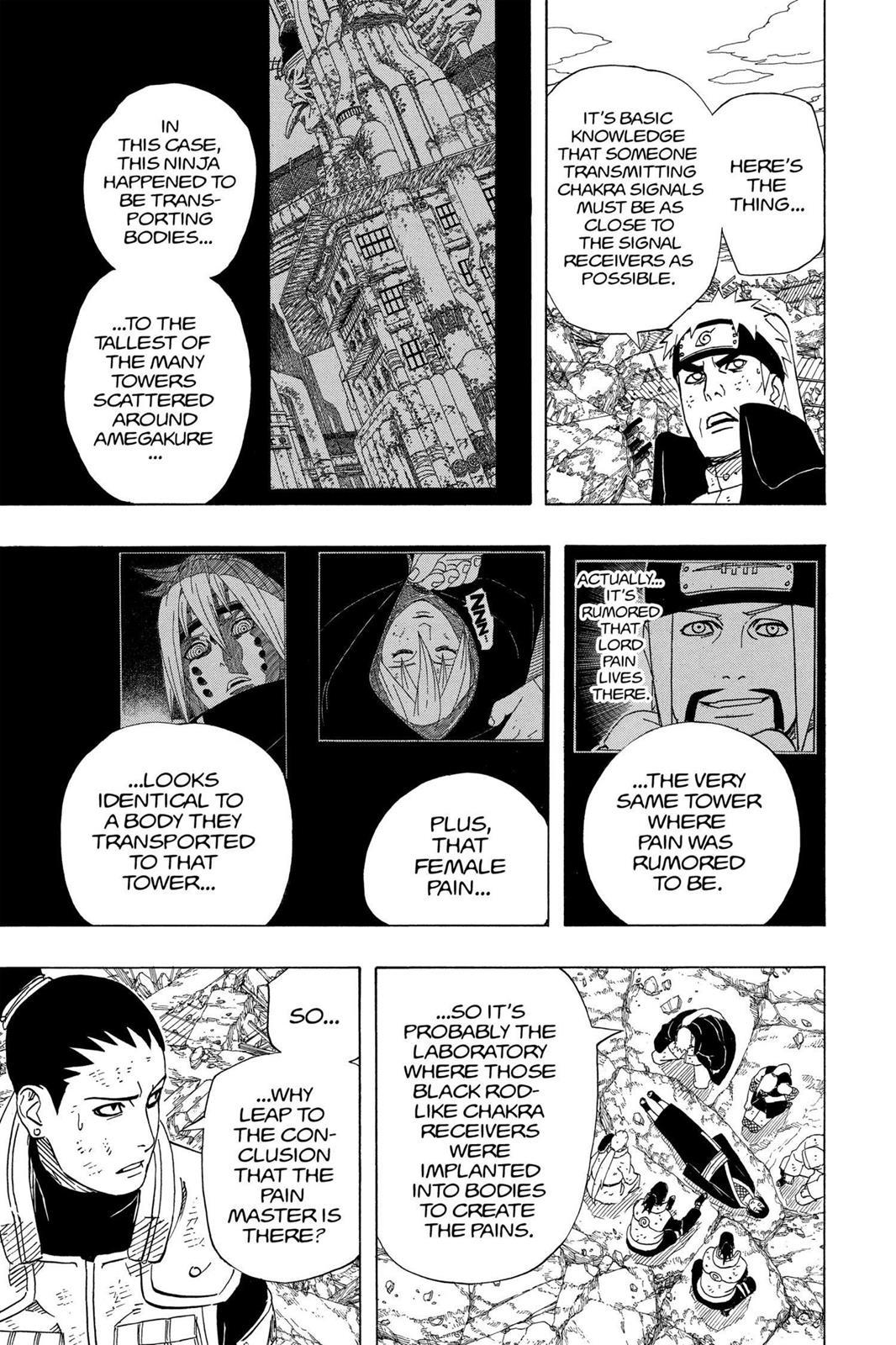 Naruto, Chapter 436 image 003