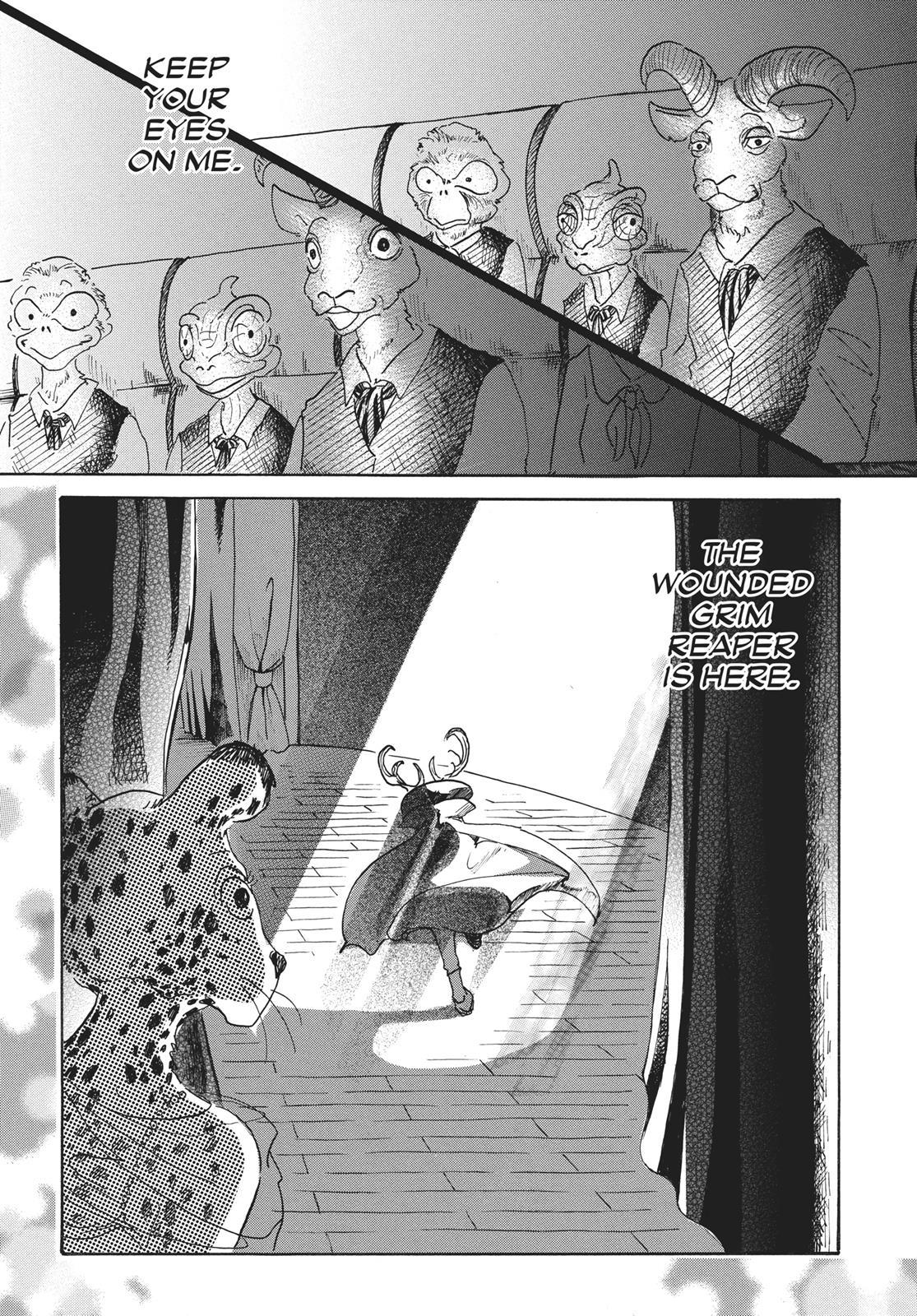 Beastars Manga, Chapter 12 image 012