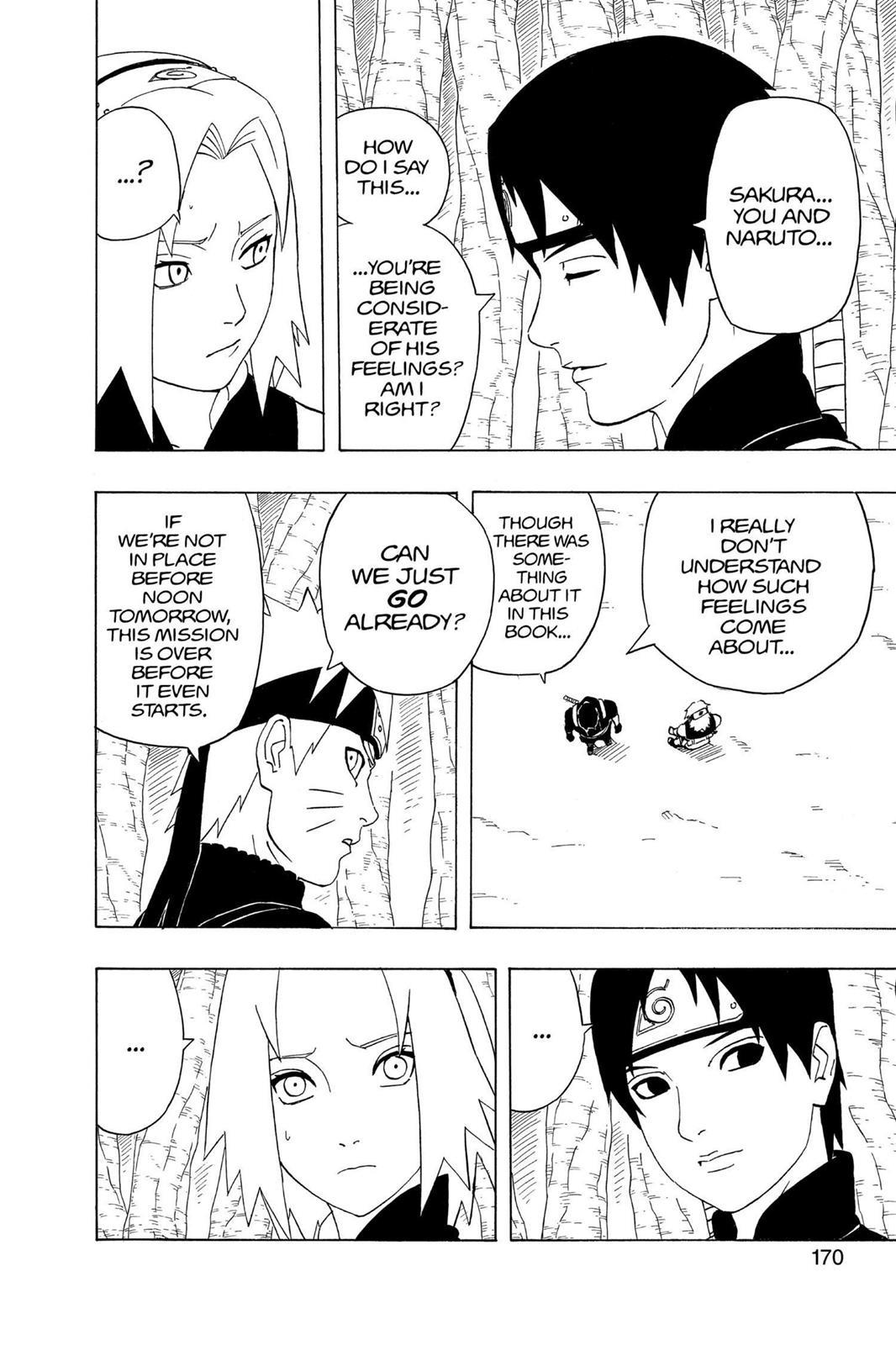Naruto, Chapter 289 image 008