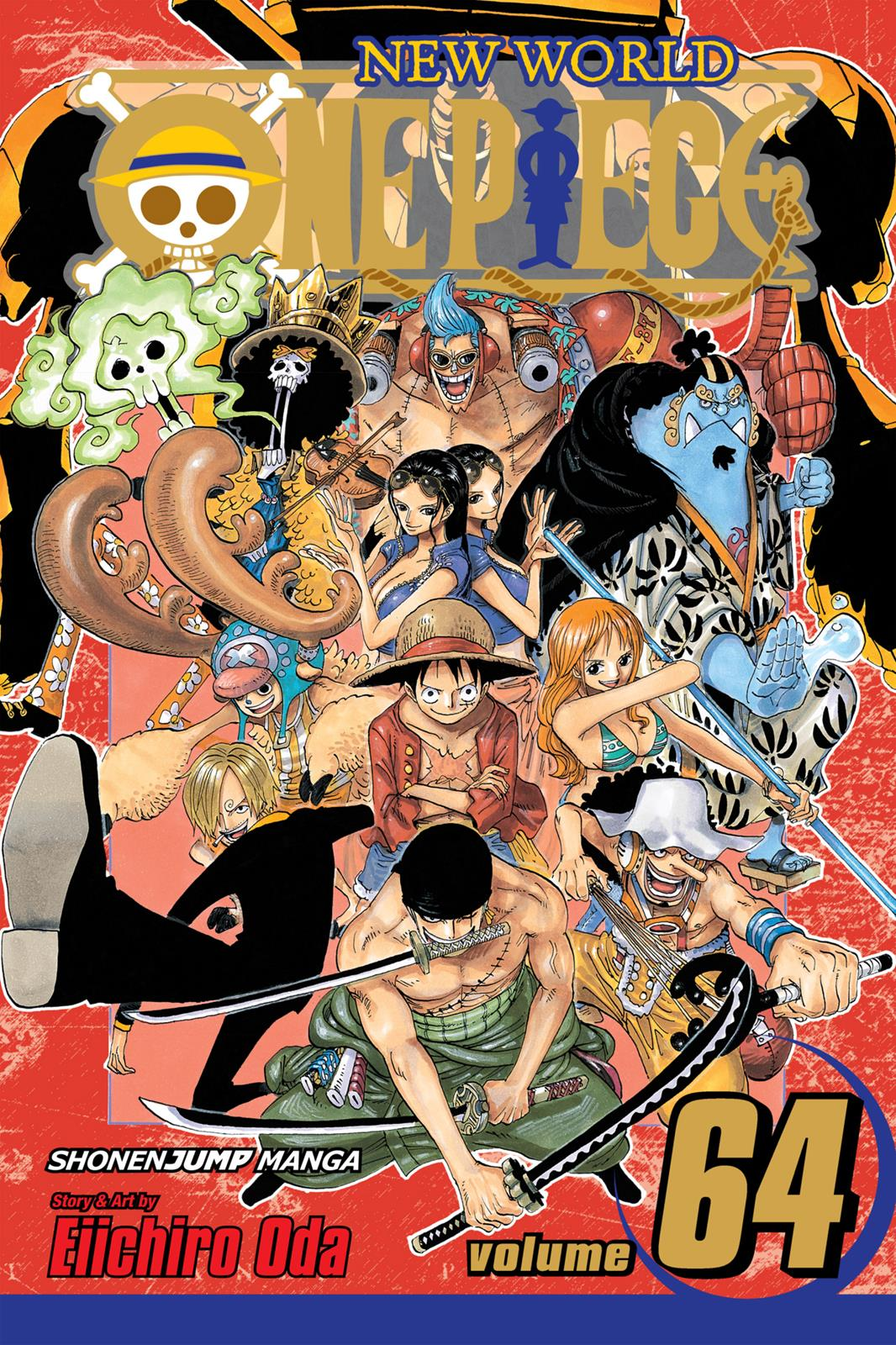 One Piece, Chapter 627 image 001