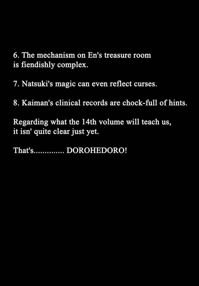 Dorohedoro, Chapter 79 image 051
