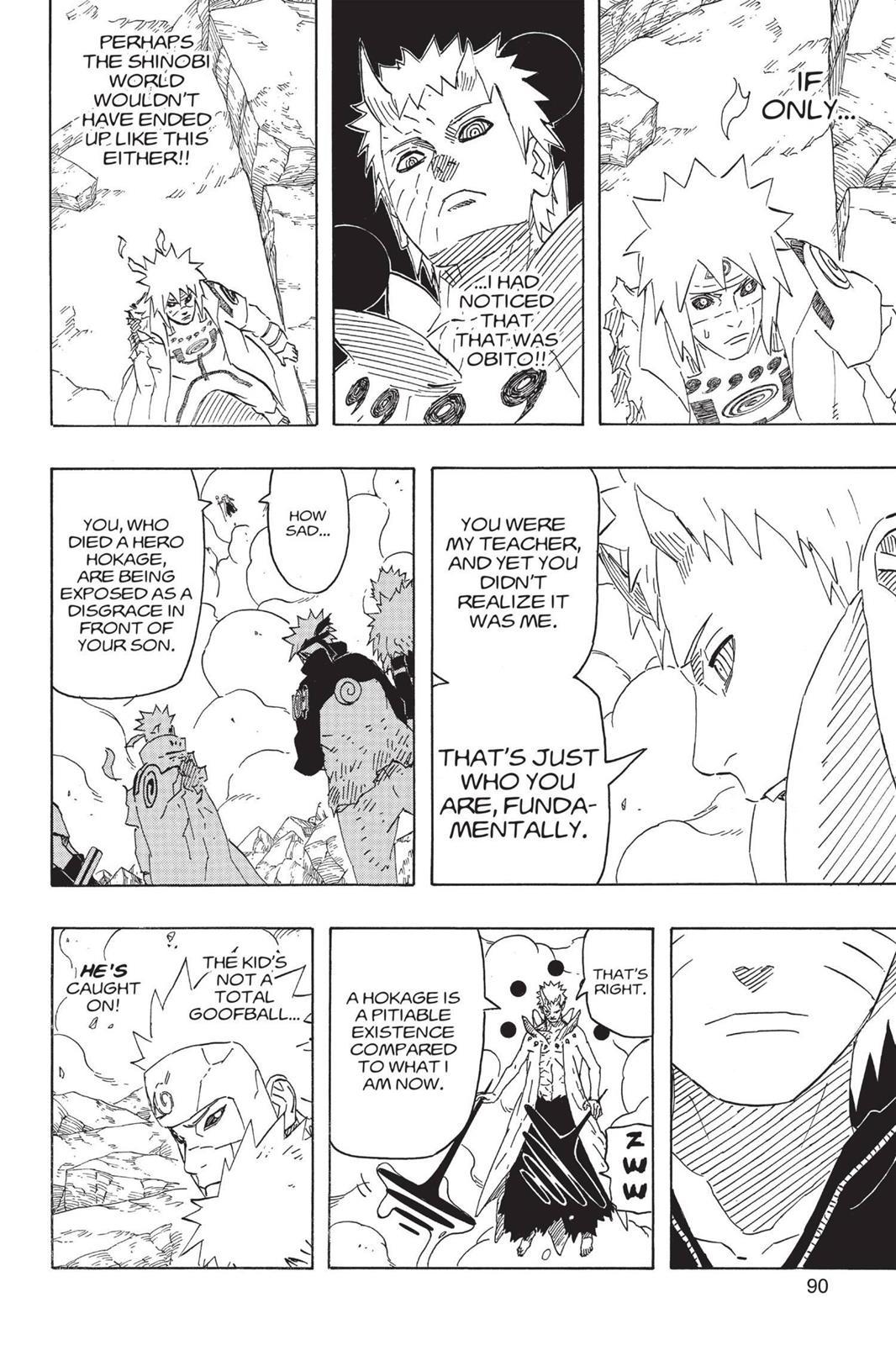 Naruto, Chapter 642 image 011