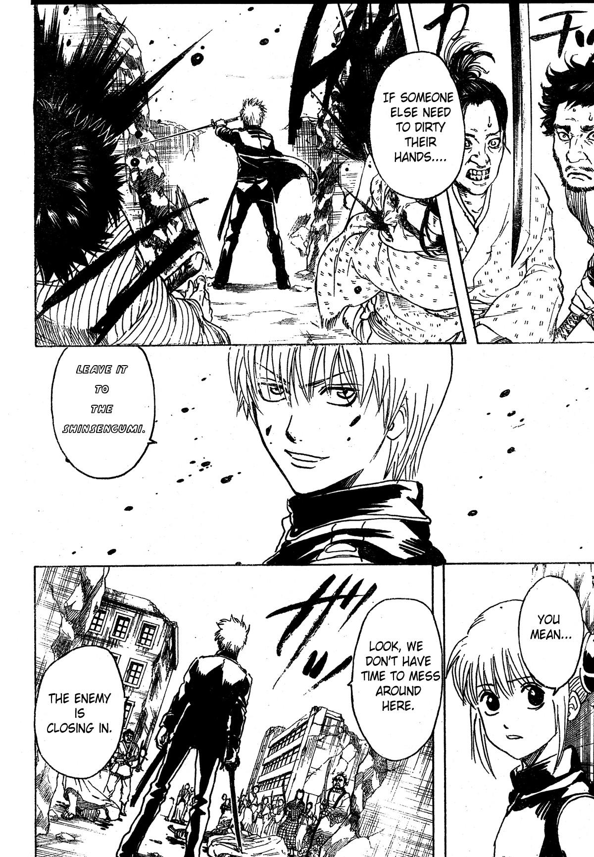 Gintama Chapter, 272 image 006
