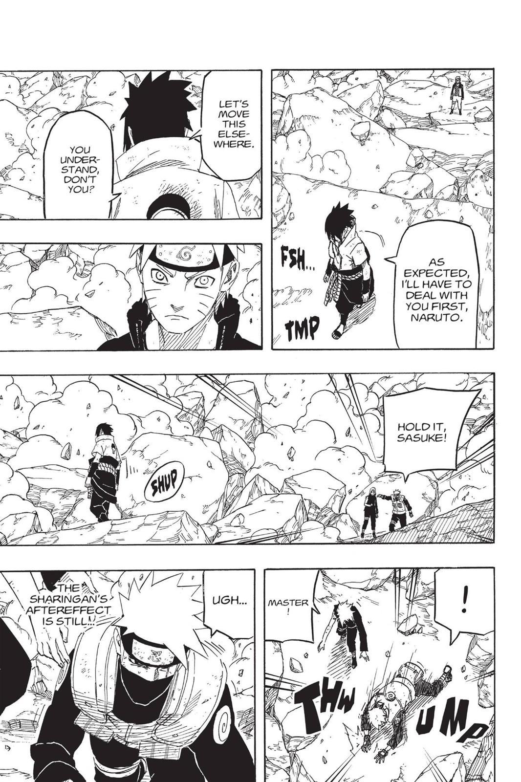 Naruto, Chapter 693 image 003