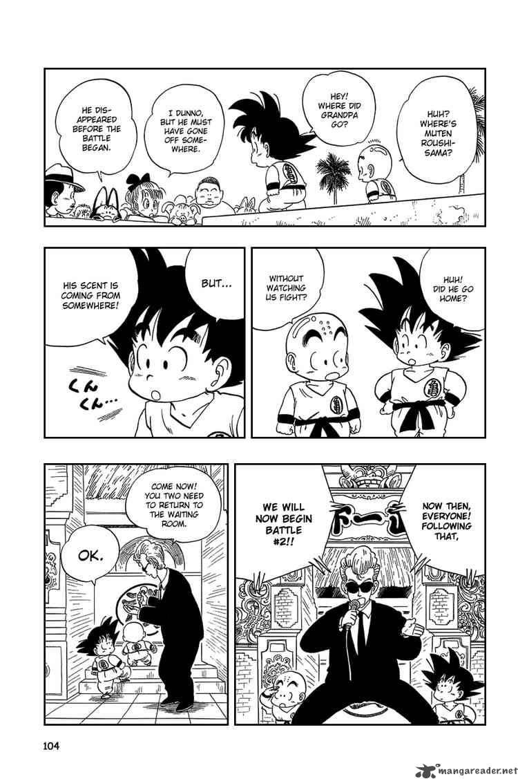 Dragon Ball, Chapter 37 image 002