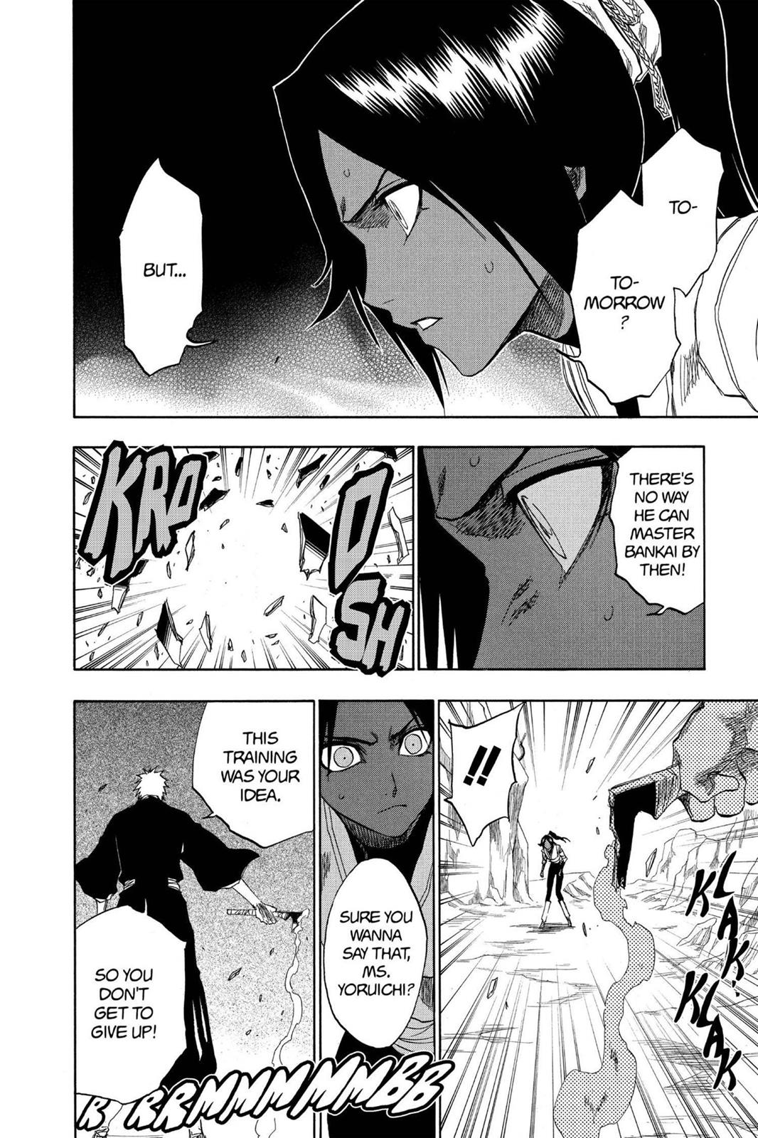 Bleach, Chapter 133 image 016