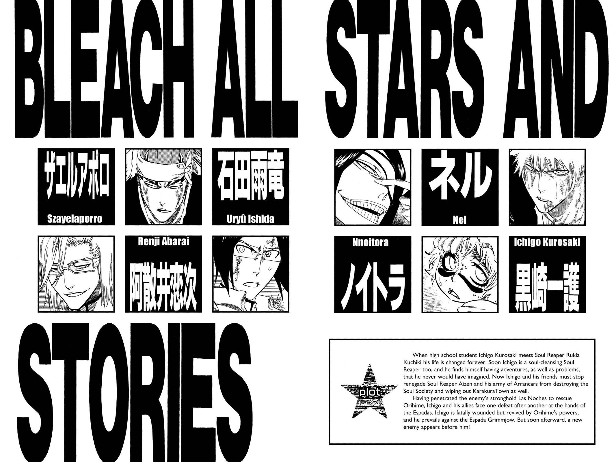 Bleach, Chapter 287 image 005