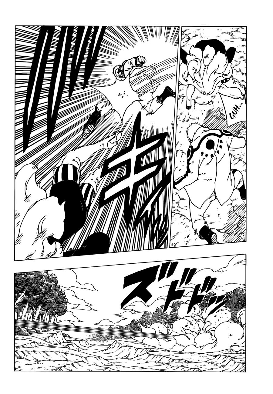 Boruto Manga, Chapter 33 image 009