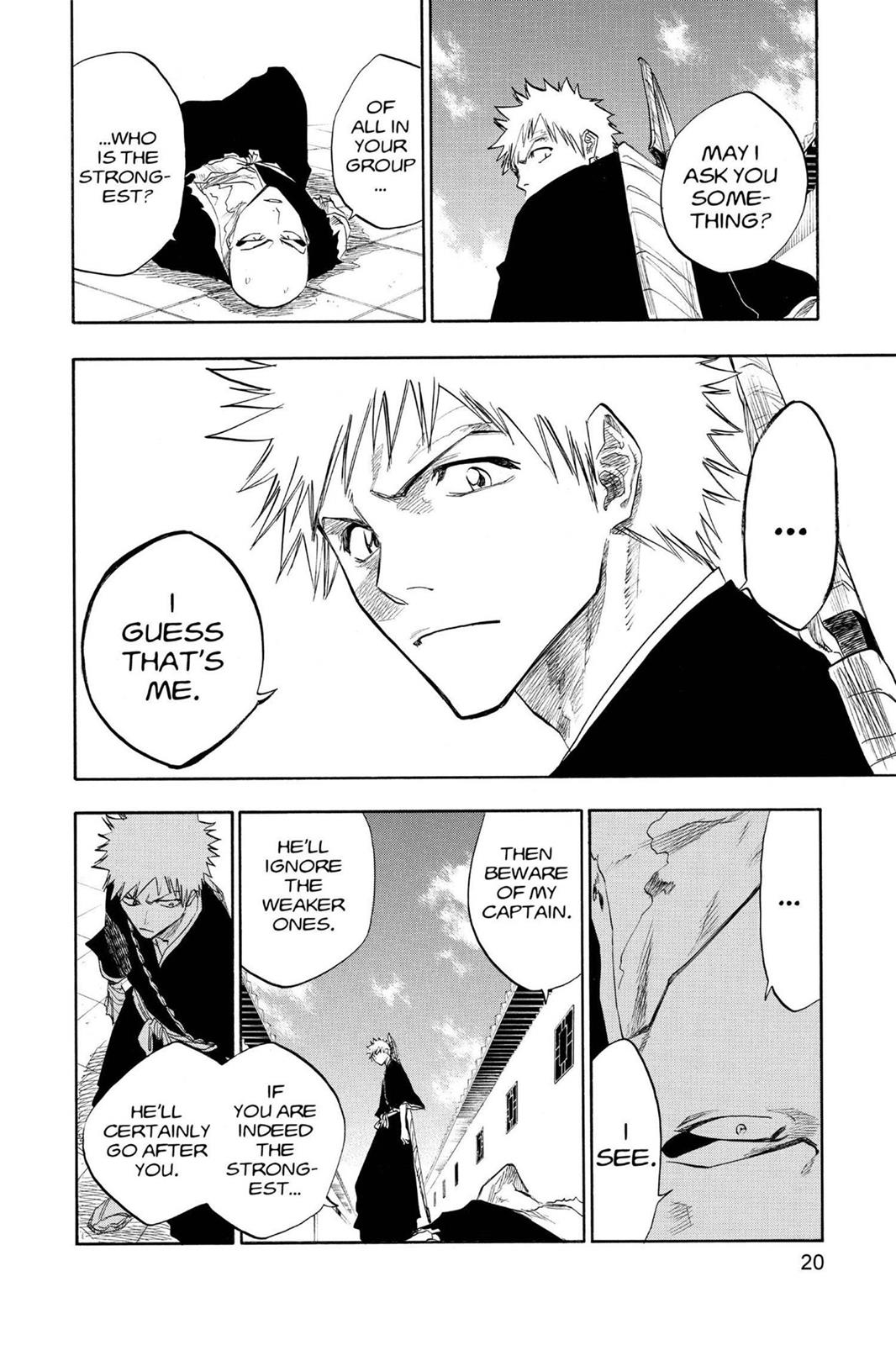 Bleach, Chapter 89 image 021
