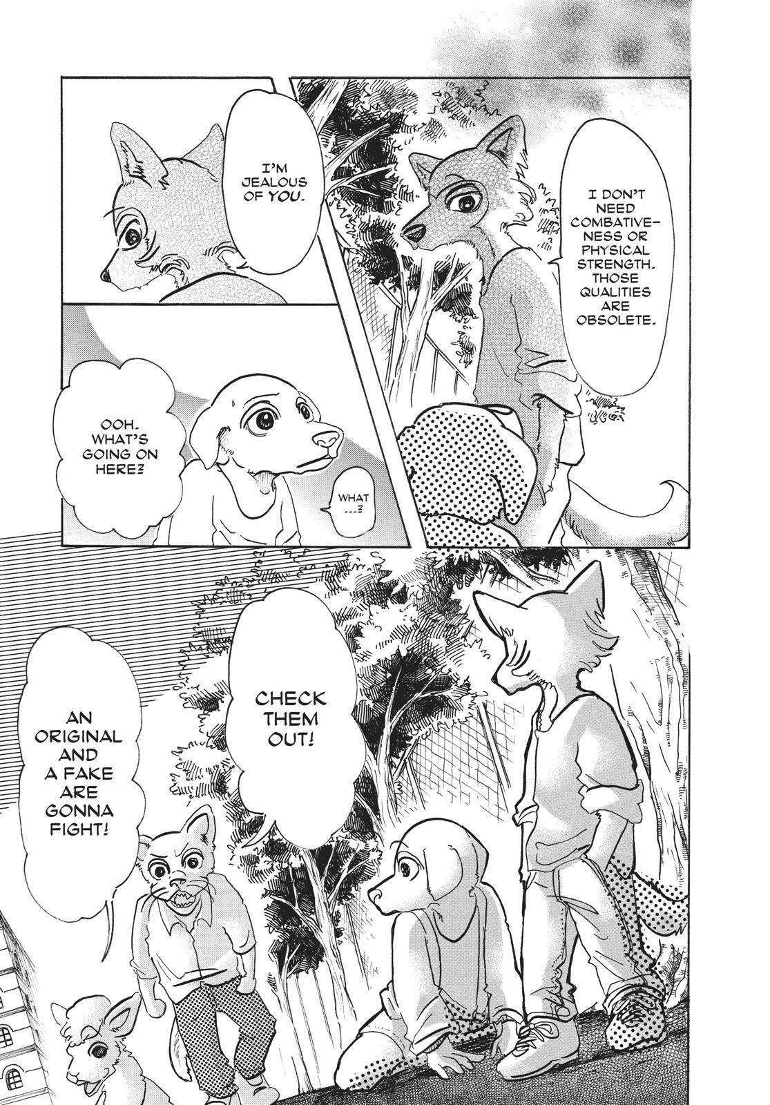 Beastars Manga, Chapter 49 image 013