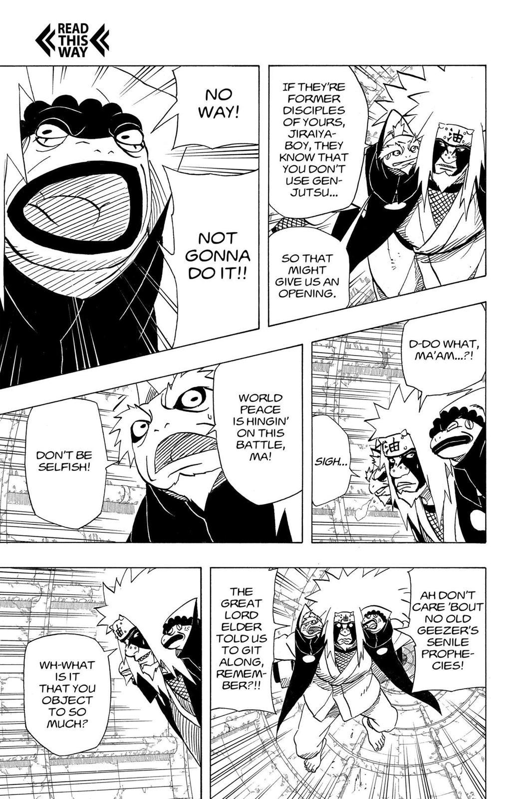 Naruto, Chapter 378 image 007