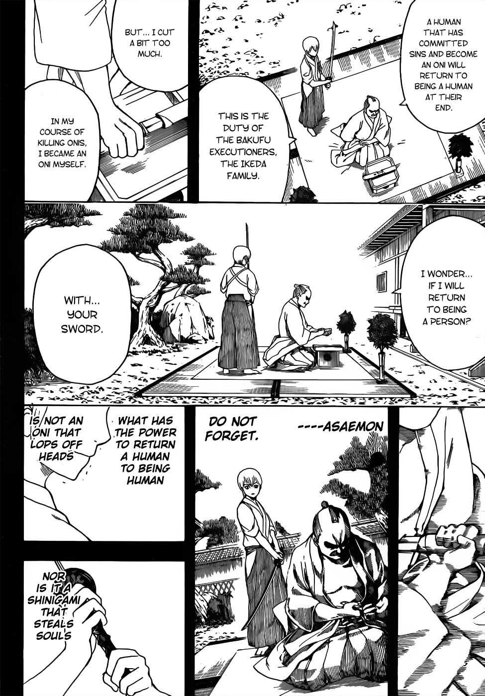 Gintama Chapter, 464 image 002