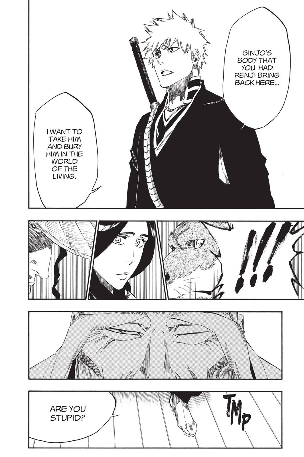 Bleach, Chapter 479 image 012