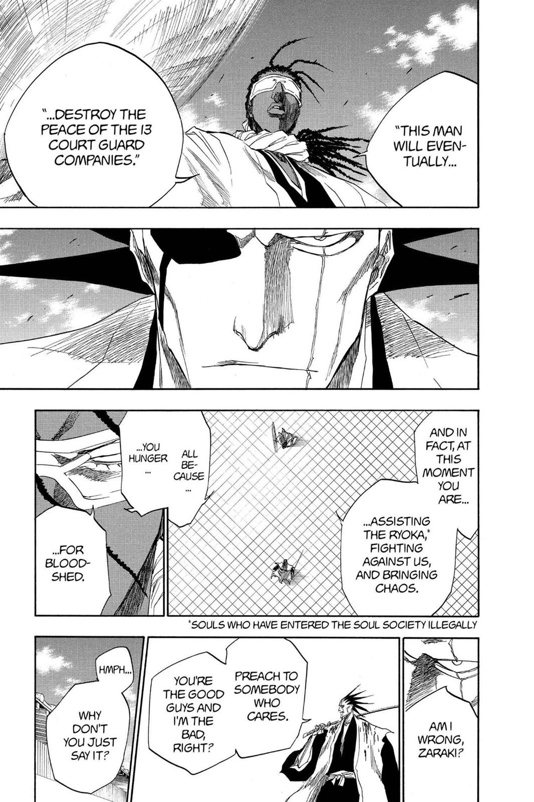Bleach, Chapter 146 image 003