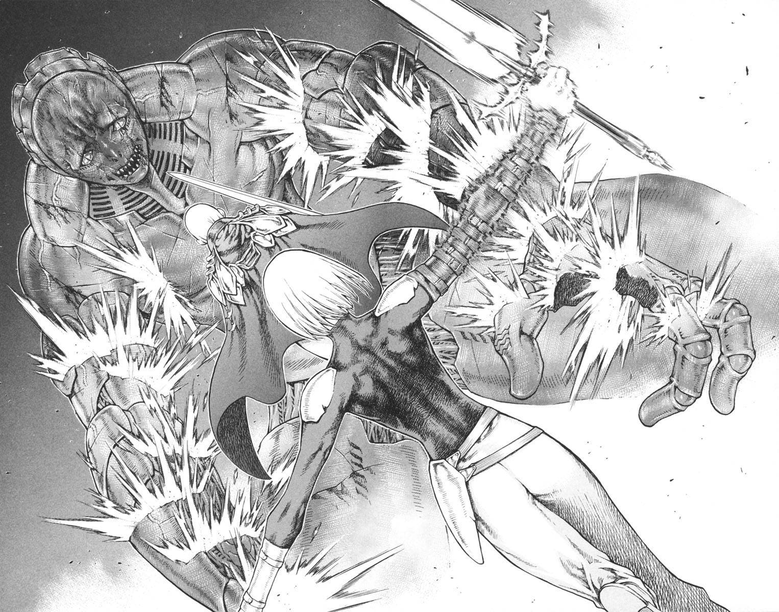 Claymore, Chapter 48 image 018