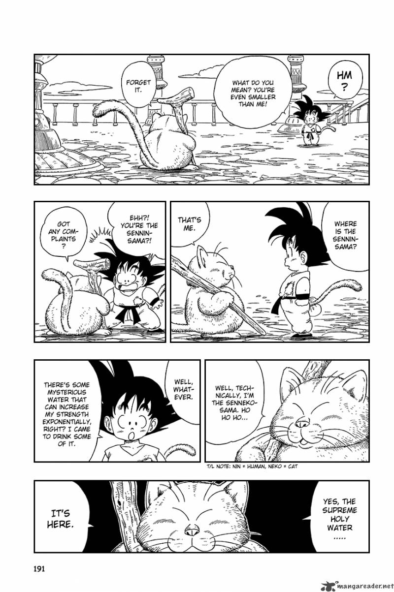 Dragon Ball, Chapter 88 image 005