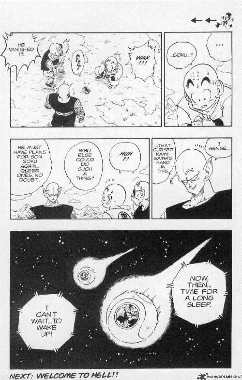 Dragon Ball, Chapter 204 image 006