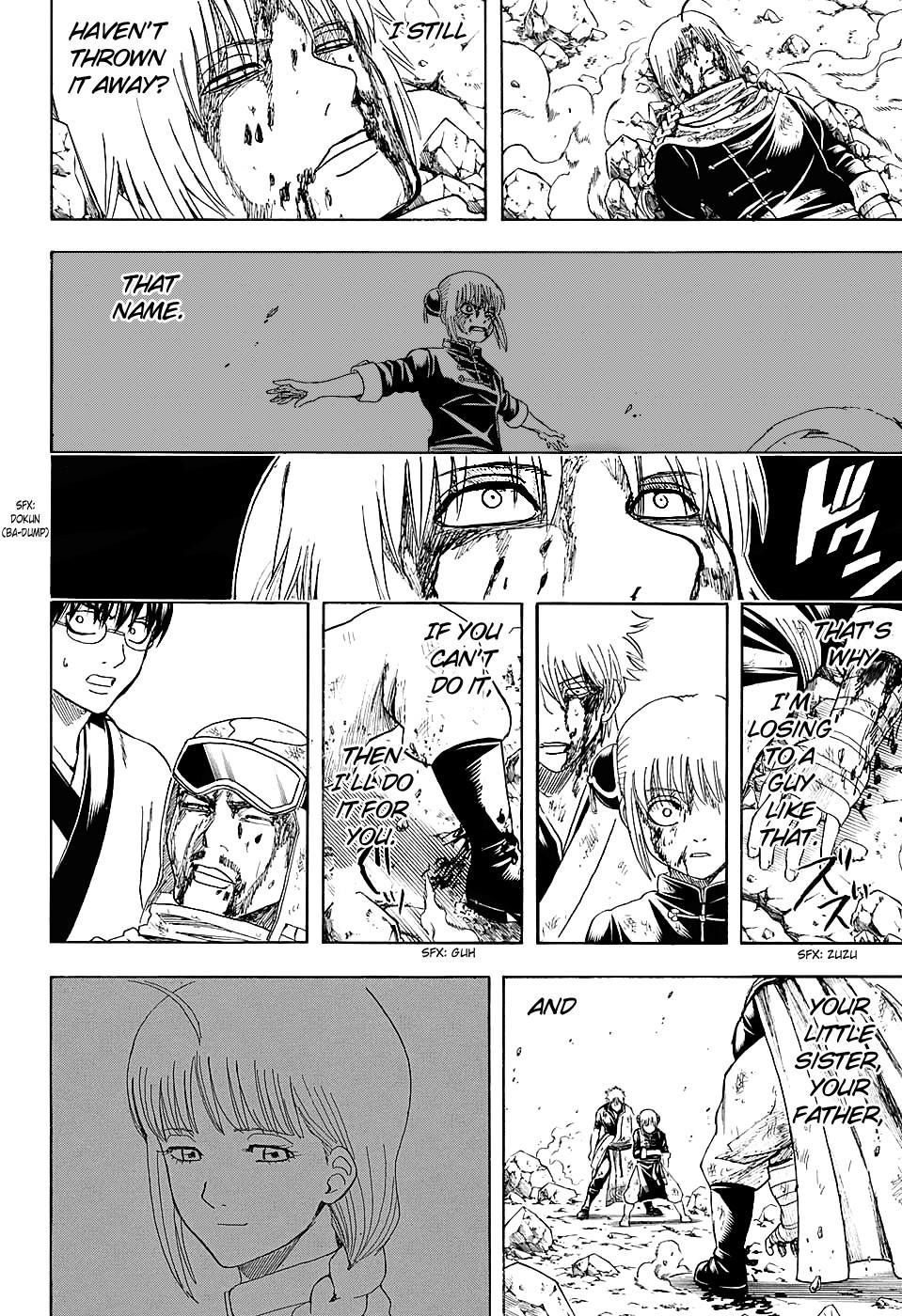 Gintama Chapter, 586 image 018