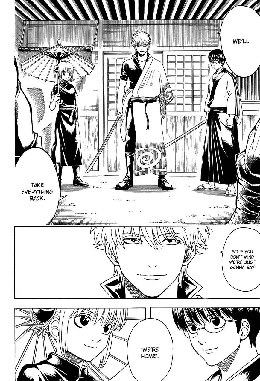 Gintama Chapter, 598 image 002