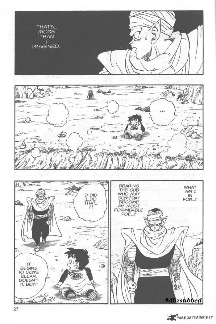 Dragon Ball, Chapter 206 image 012