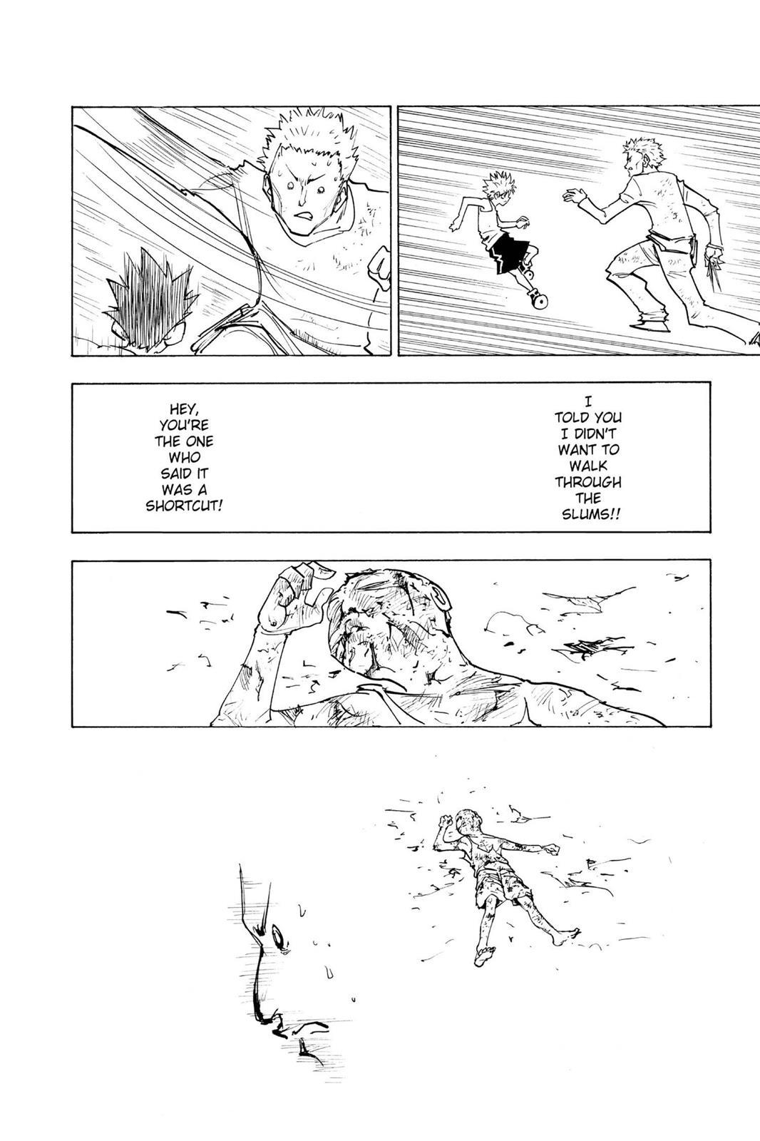 Hunter X Hunter, Chapter 139 image 016