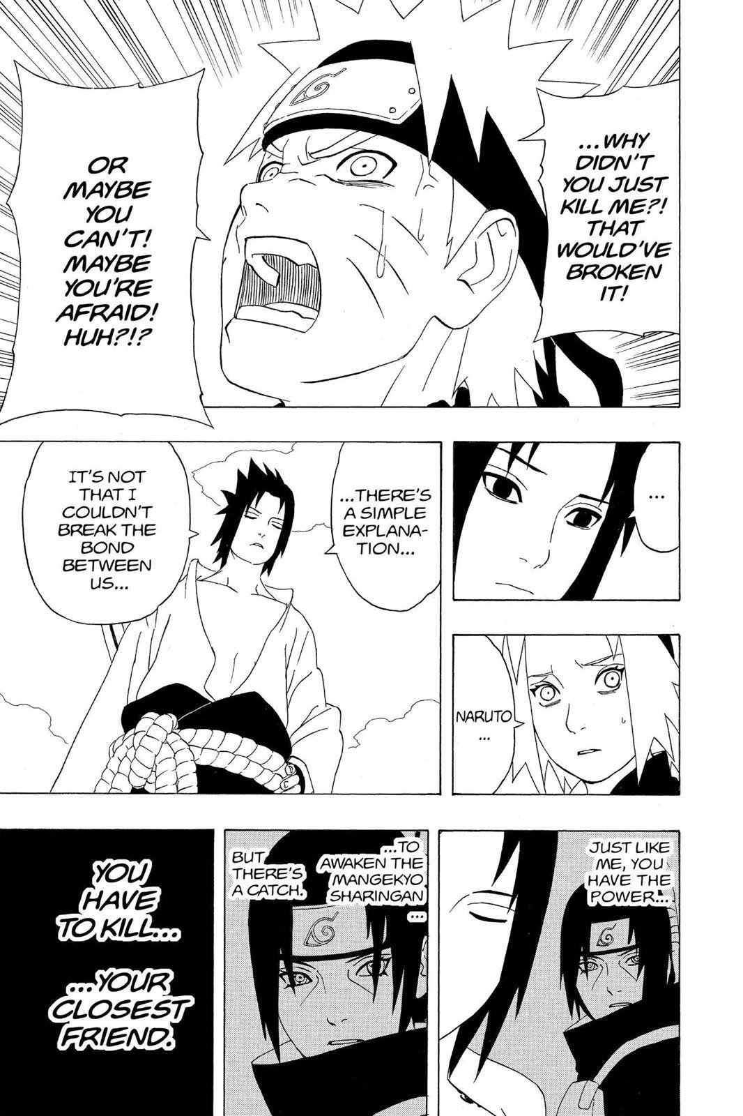 Naruto, Chapter 307 image 011