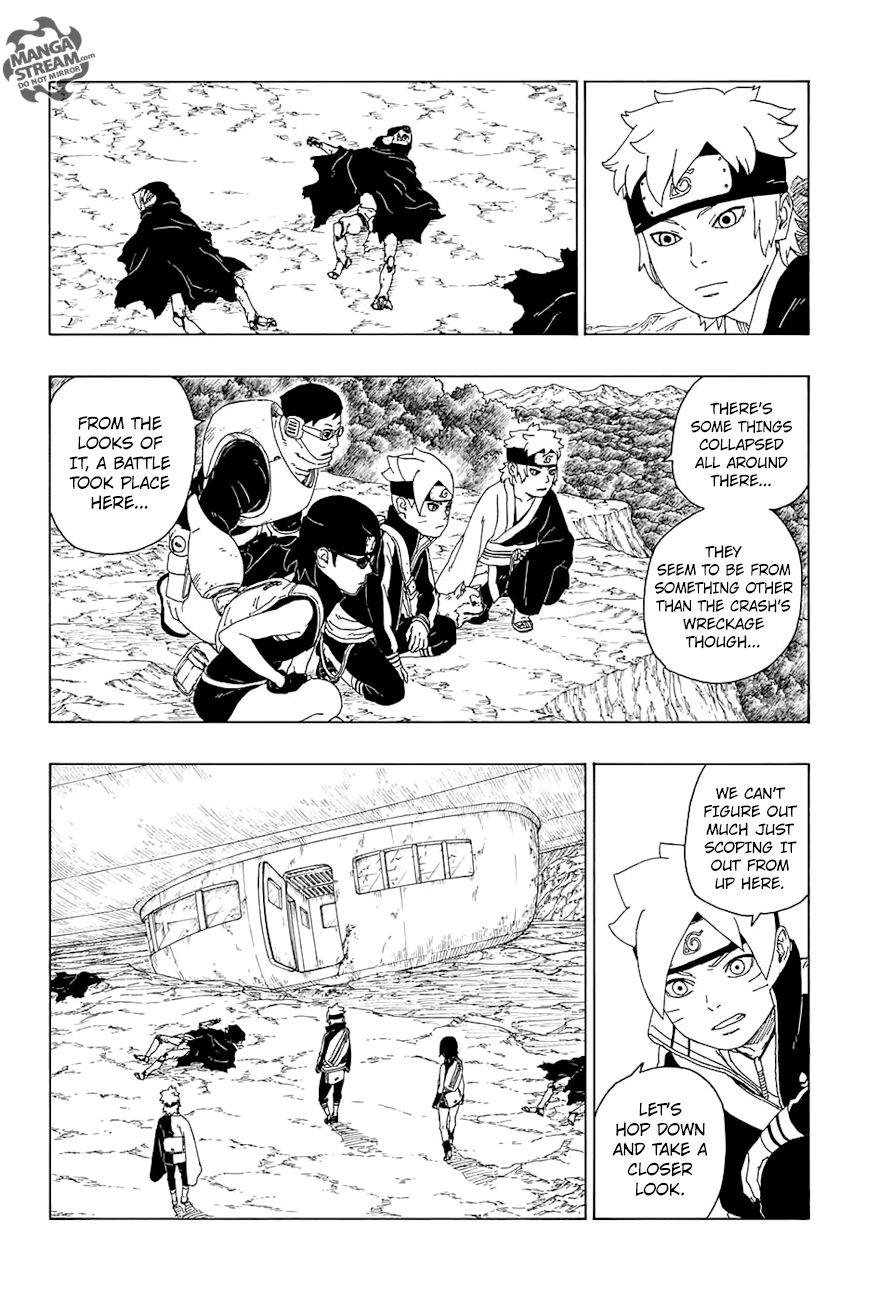 Boruto Manga, Chapter 19 image 011