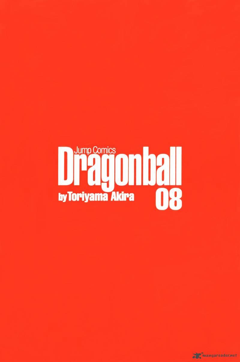 Dragon Ball, Chapter 105 image 004