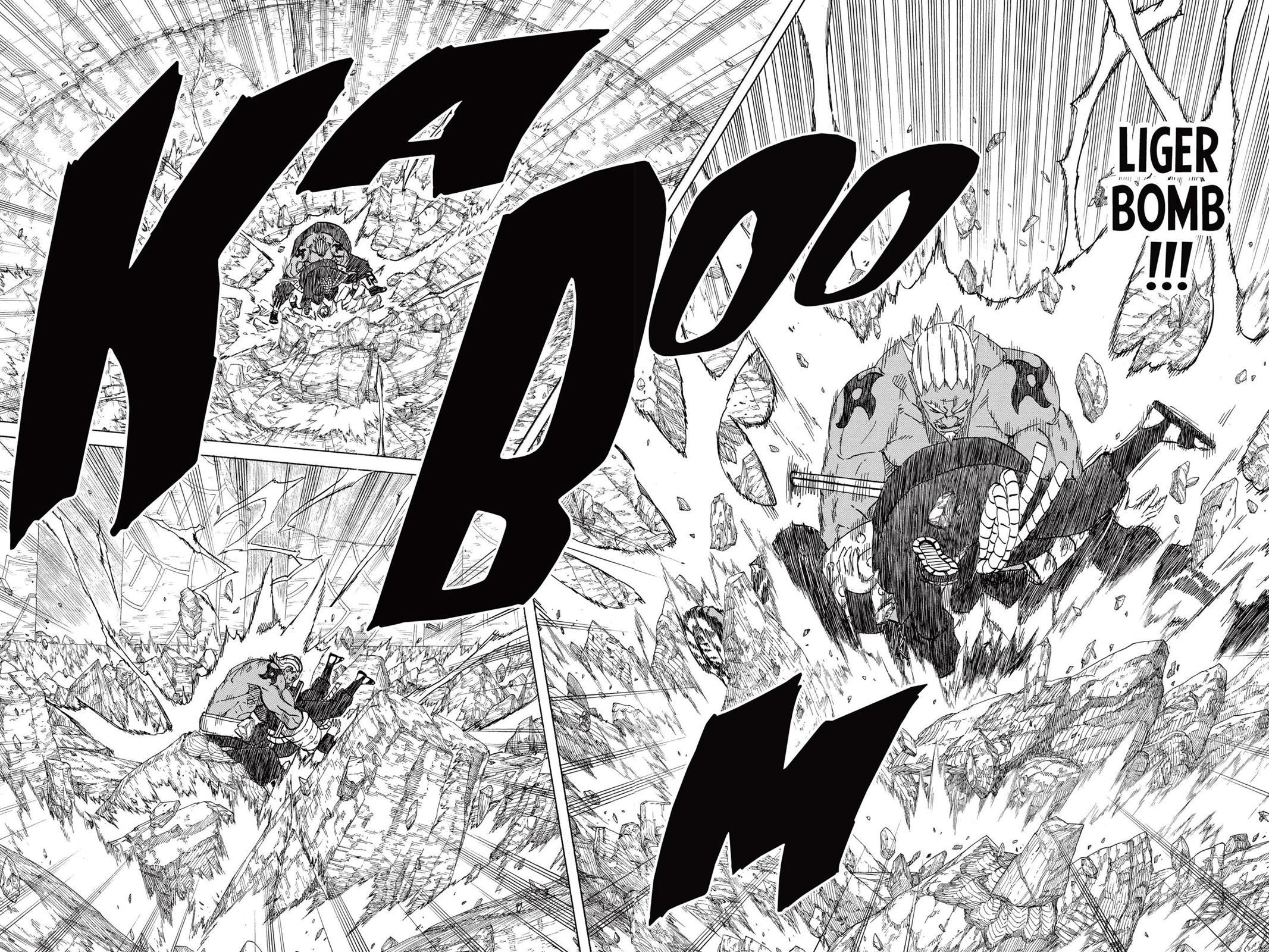 Naruto, Chapter 463 image 004