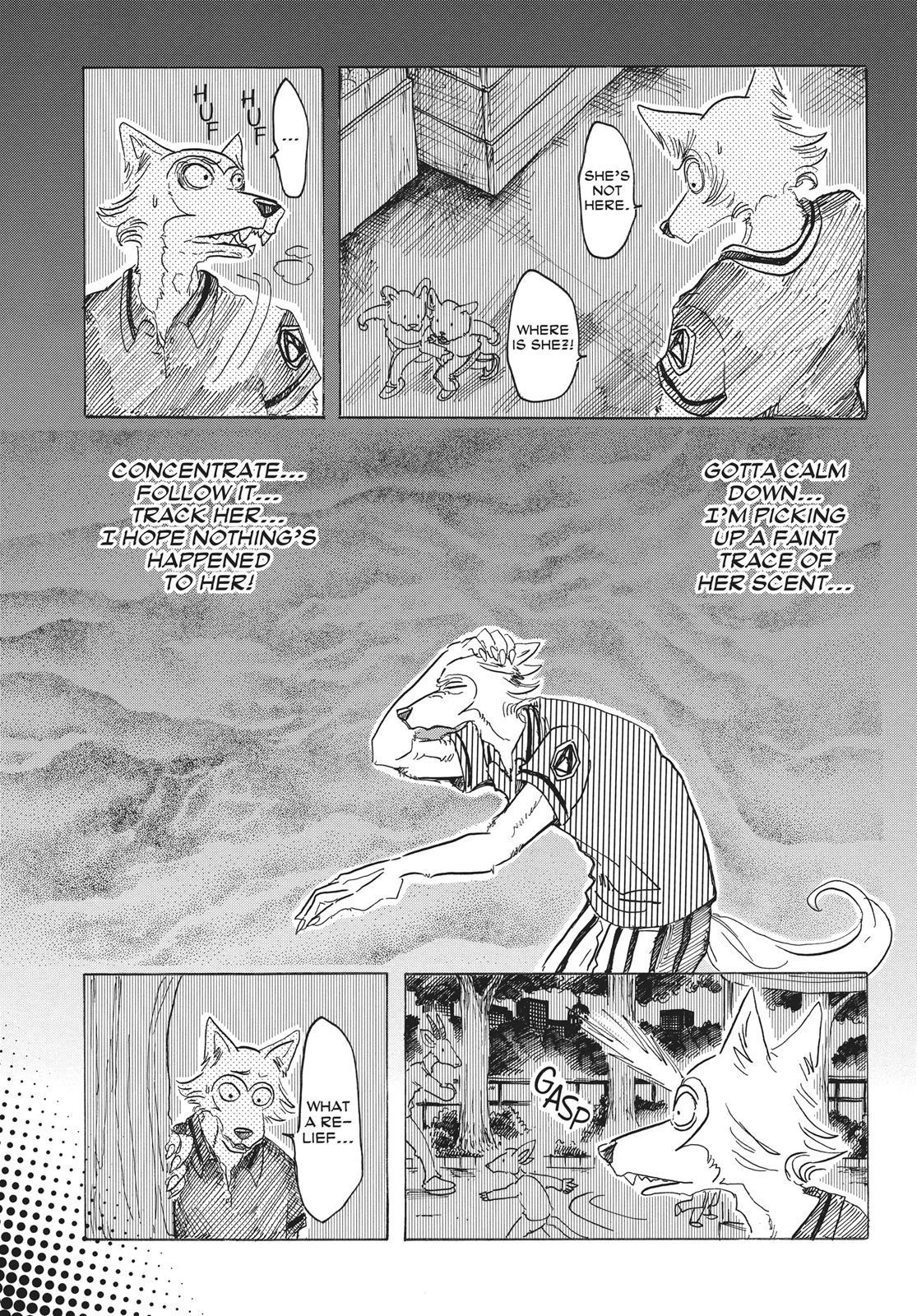 Beastars Manga, Chapter 32 image 015