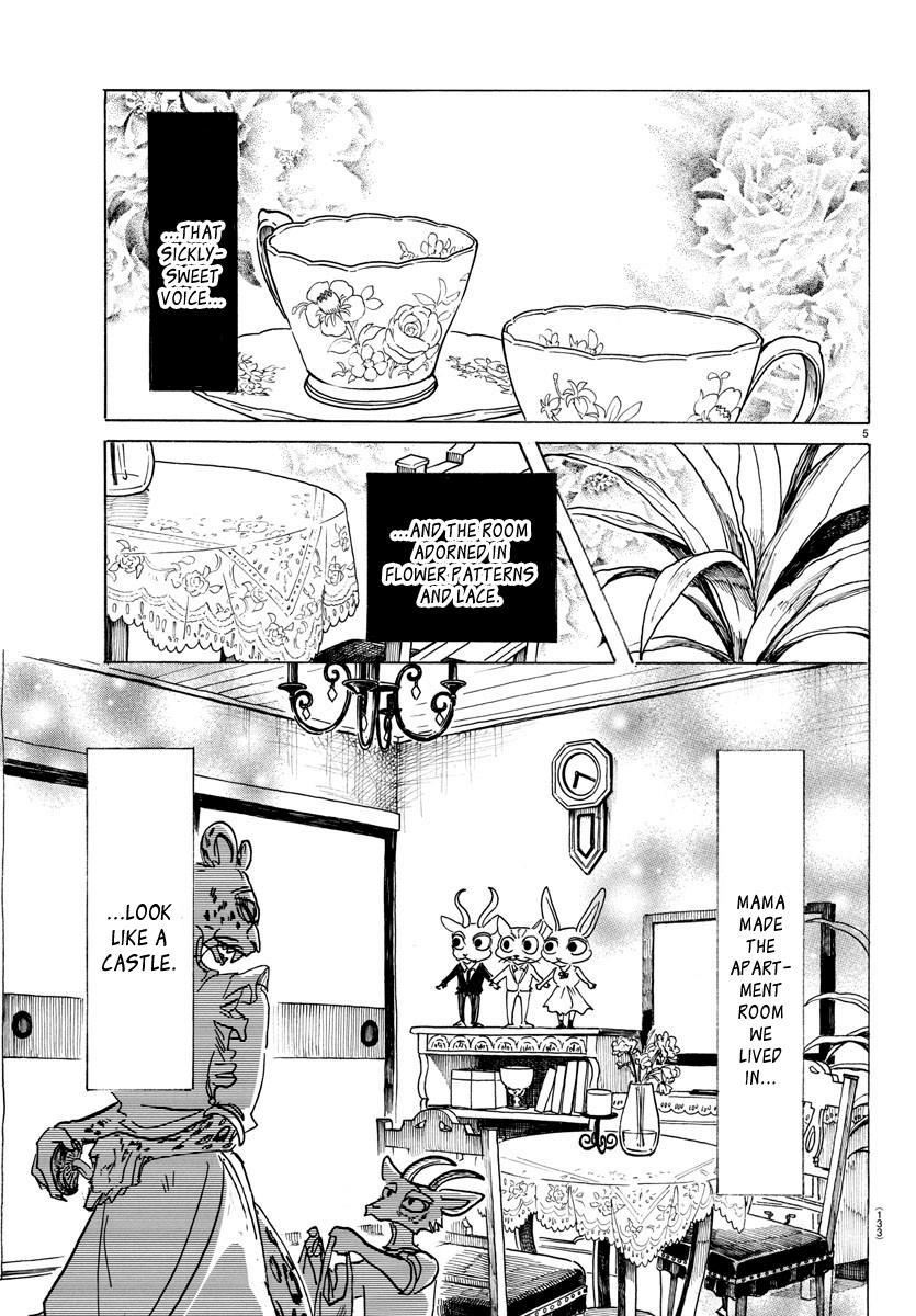 Beastars Manga, Chapter 162 image 005