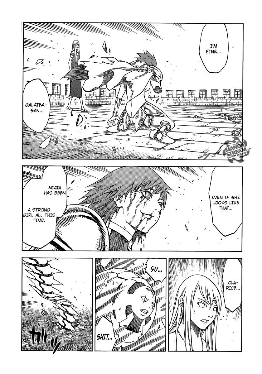 Claymore, Chapter 142 image 019