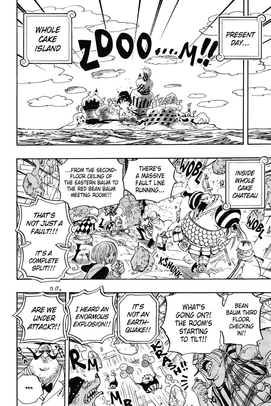 One Piece, Chapter 872 image 004