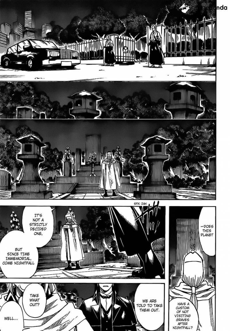 Gintama Chapter, 681 image 009