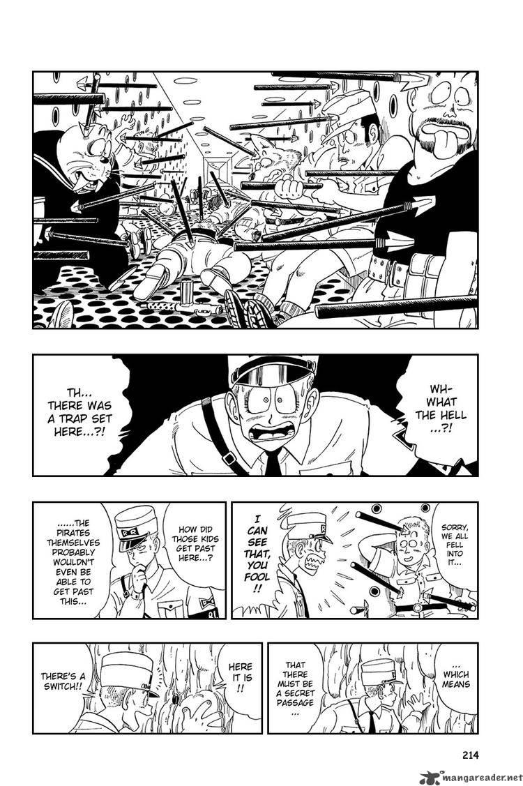 Dragon Ball, Chapter 74 image 013