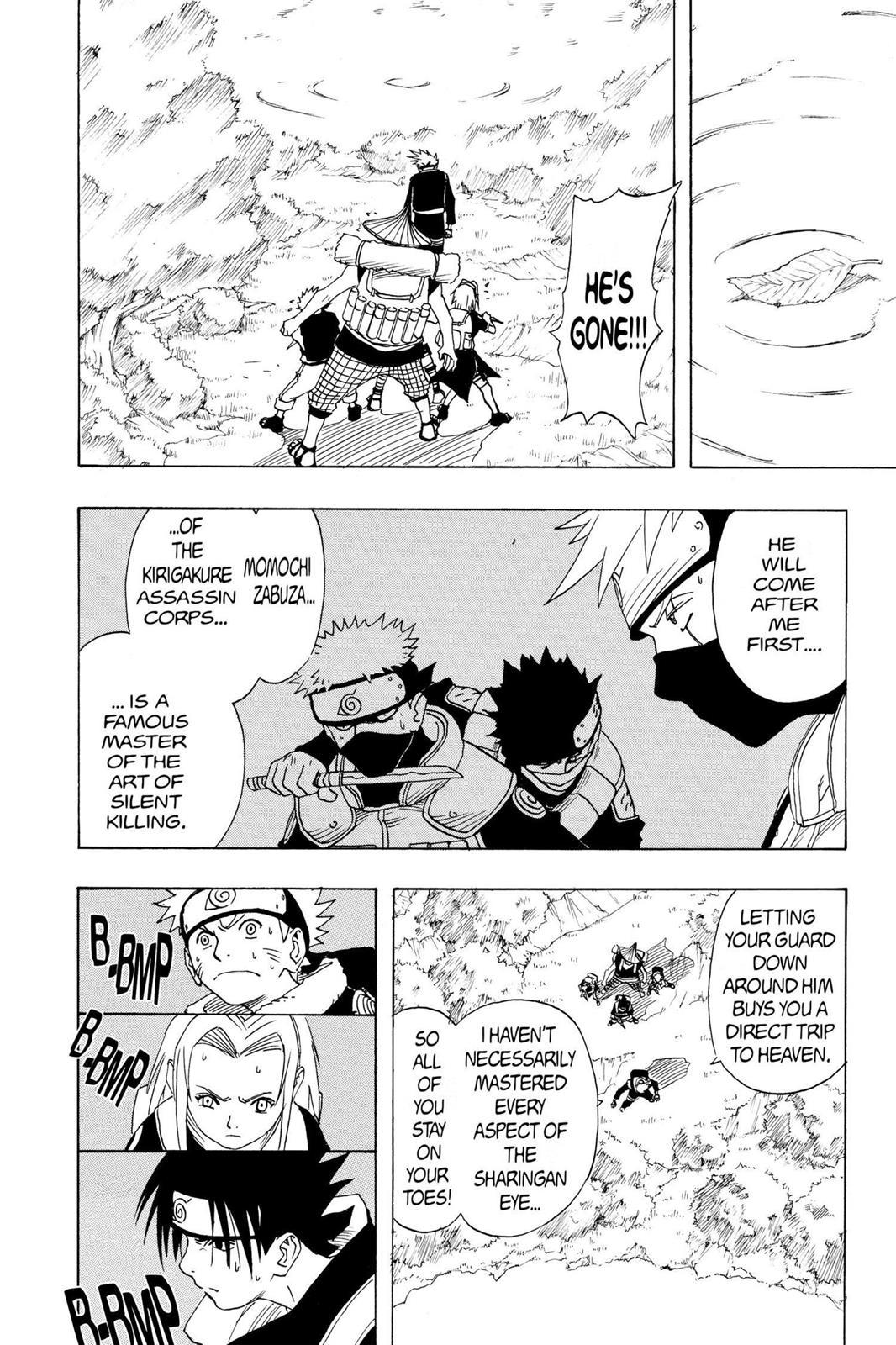 Naruto, Chapter 12 image 010