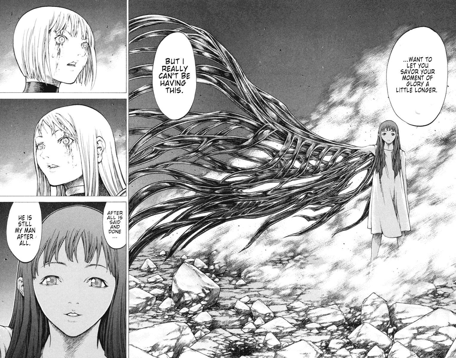Claymore, Chapter 49 image 006