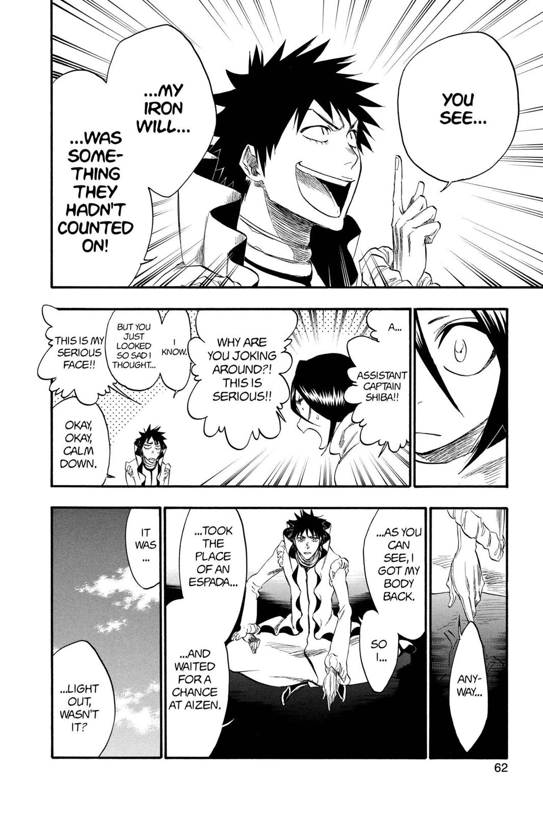 Bleach, Chapter 263 image 016