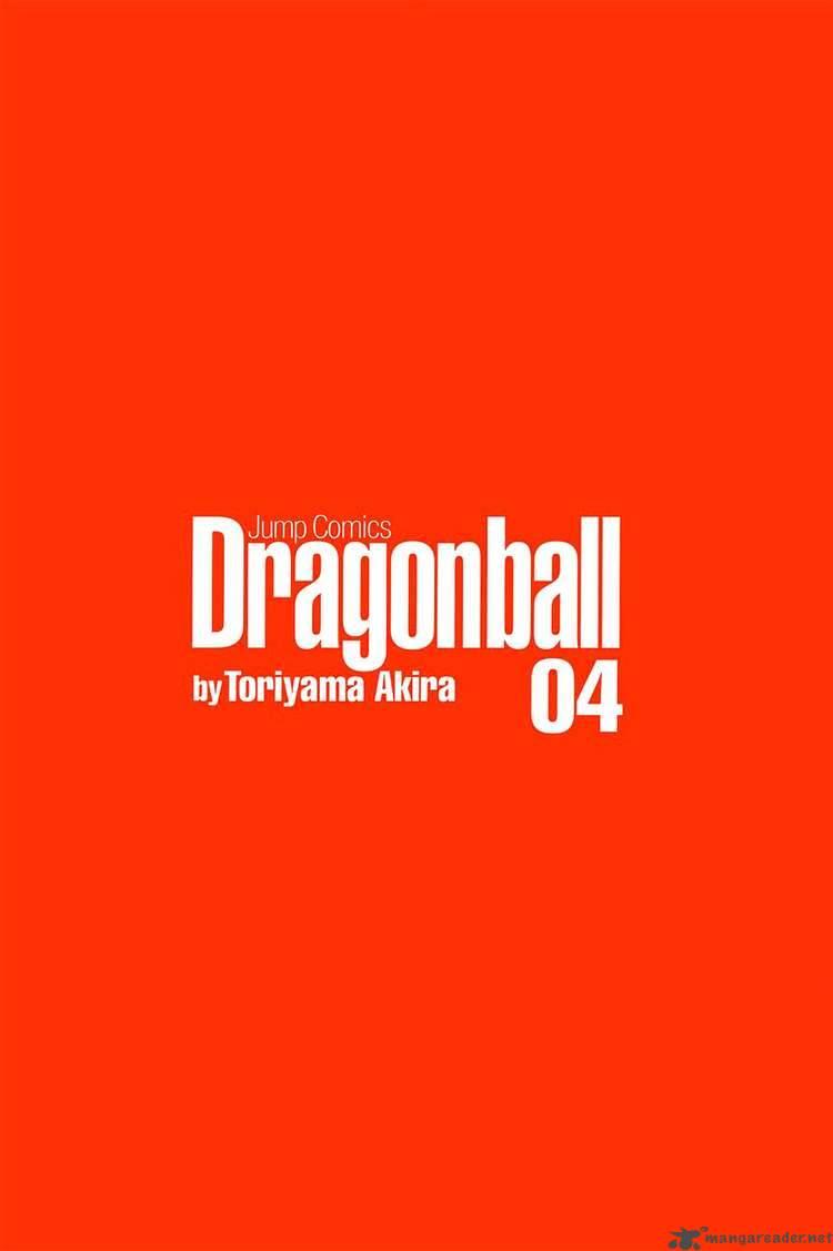 Dragon Ball, Chapter 45 image 003