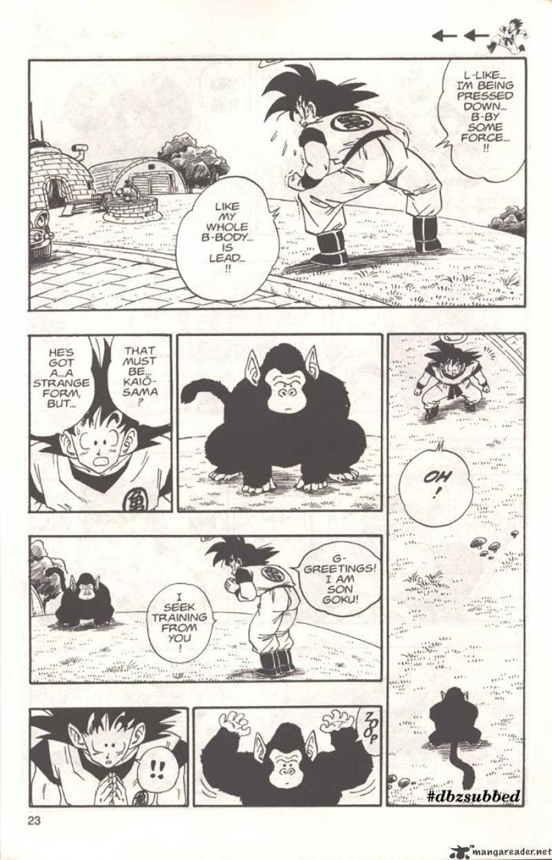 Dragon Ball, Chapter 210 image 008