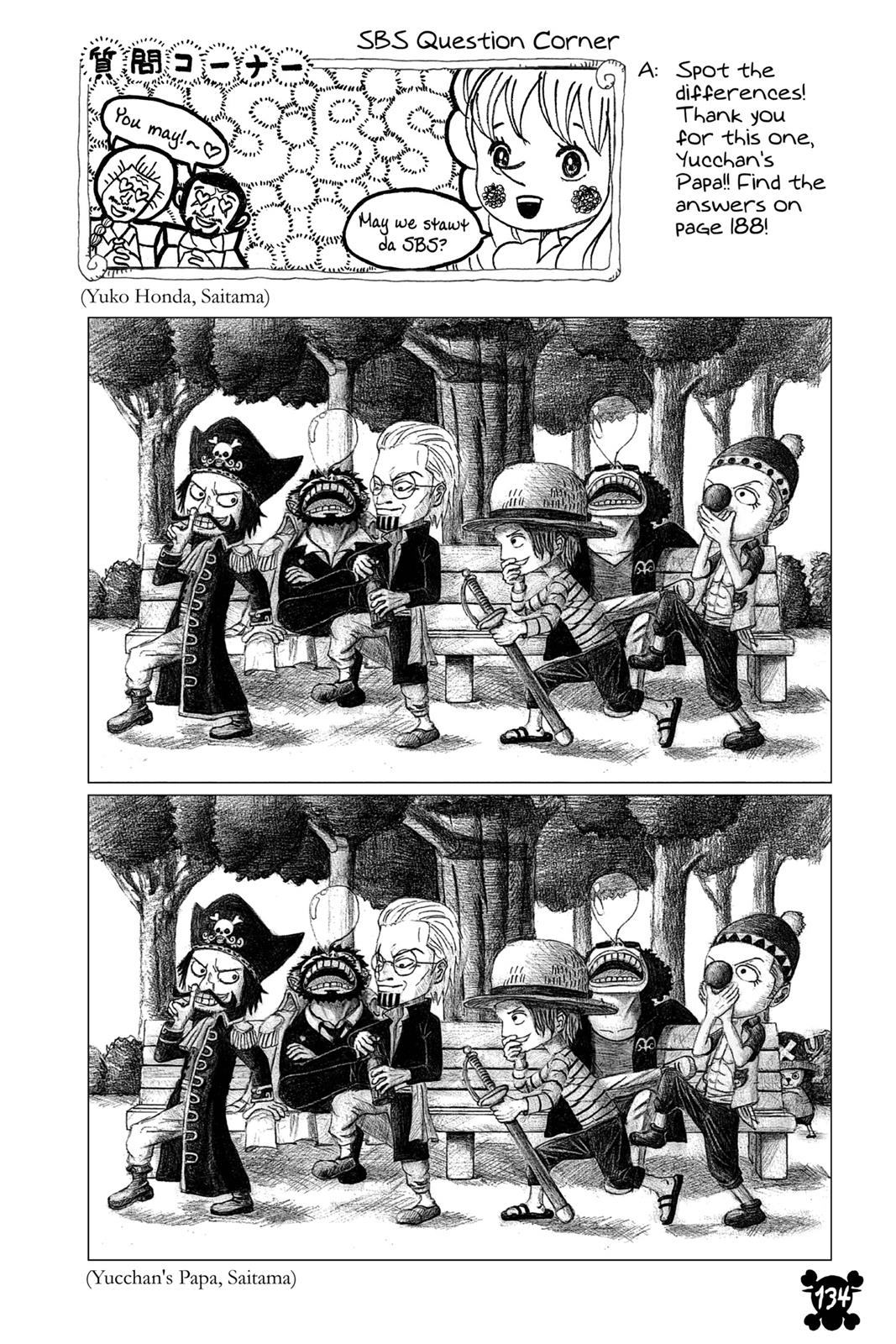 One Piece, Chapter 865 image 017