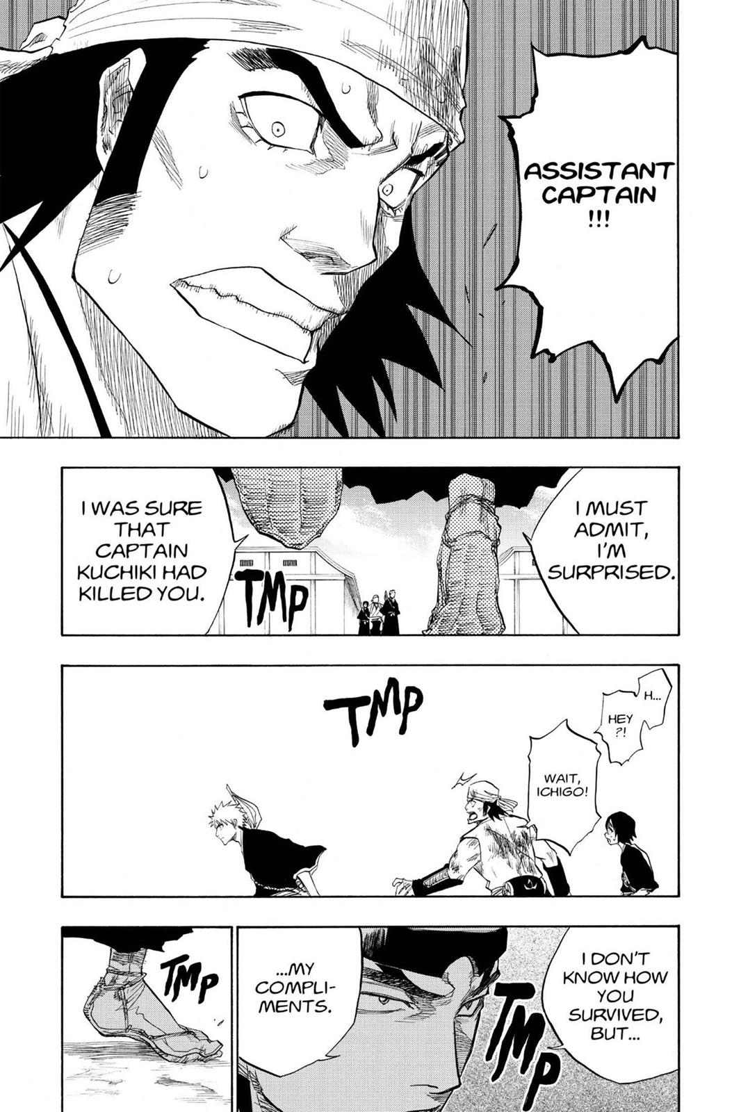 Bleach, Chapter 95 image 003