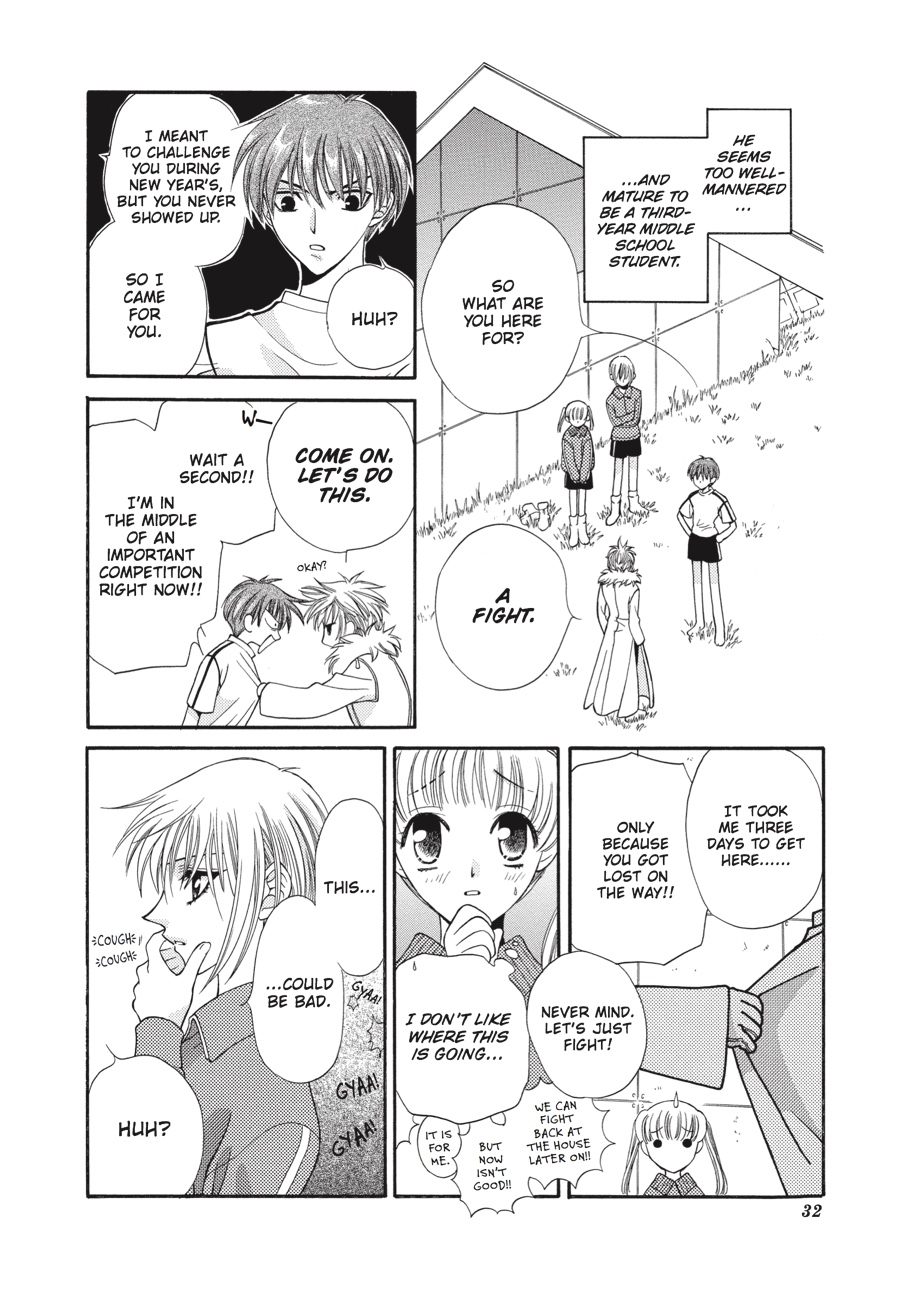 Fruits Basket, Chapter 13 image 033